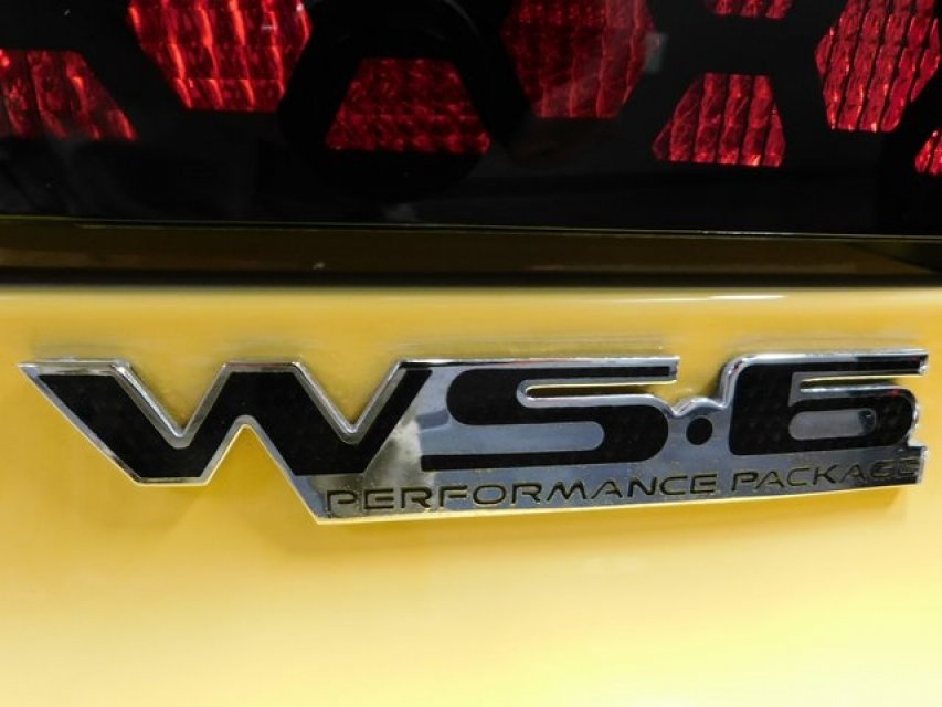 trans am 2002- package WS6